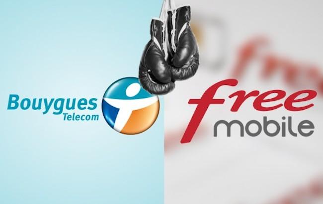 bouygues free Bouygues a décidé de vendre son réseau à Free