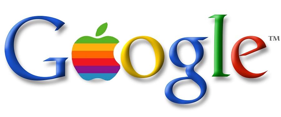 google apple La rivalité entre Apple et Google était présente bien avant liPhone