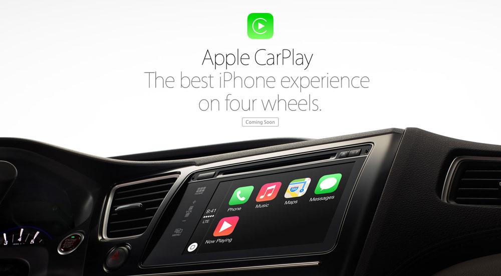 iOS CarPlay Apple Alpine proposera CarPlay avec ses autoradios