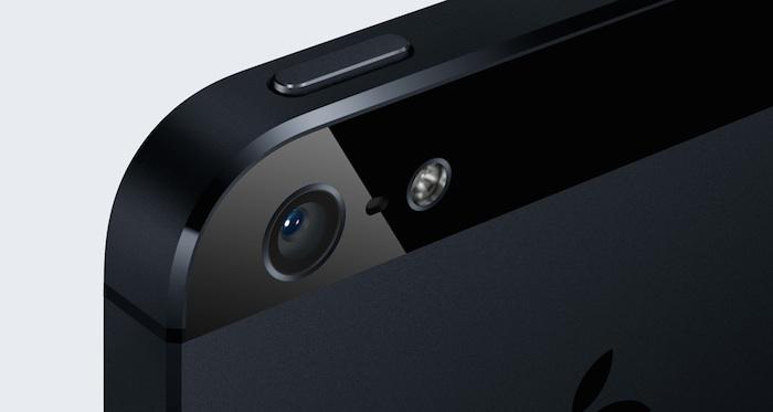 iPhone 5 appareil photo Les prochains iPhone utiliseront la stabilisation optique