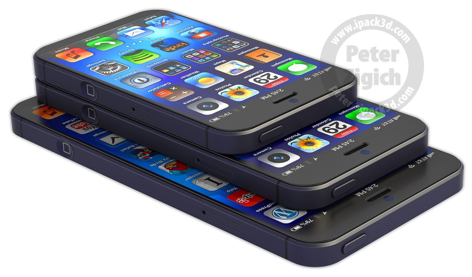 iPhone 6 iPhone Plus 07 LiPhone 6 de 4,7 pouces sortirait en Août