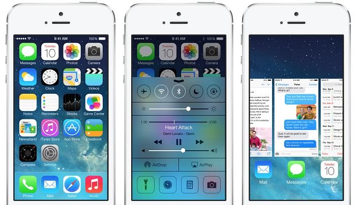 iphone La sortie diOS 7.1 est imminente