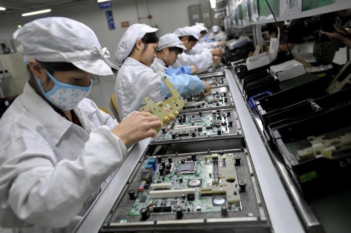 manufacture asie1 Apple débarque des ingénieurs en Asie pour diminuer ses temps de production