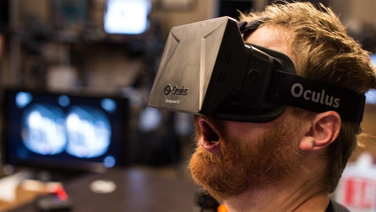 oculus1 Facebook rachète Oculus VR pour 2 milliards de dollars