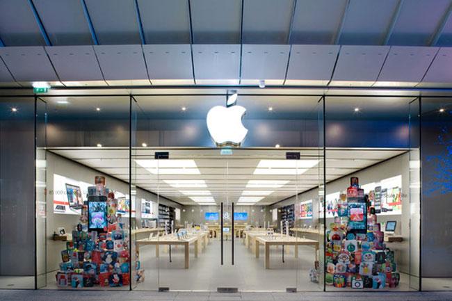 odysseum Apple Store Apple devient le deuxième détaillant mondial