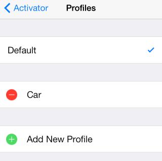 Activator Profiles Chooser 320x318 Cydia : La nouvelle bêta dActivator ajoute la gestion de profil