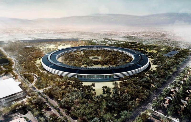 Apple Campus 2 Une visite guidée du futur campus dApple vous coûtera... 50 000 dollars