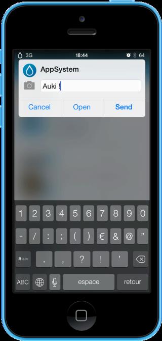 Auki 1 320x670 Cydia : Auki vous facilite lutilisation des messages