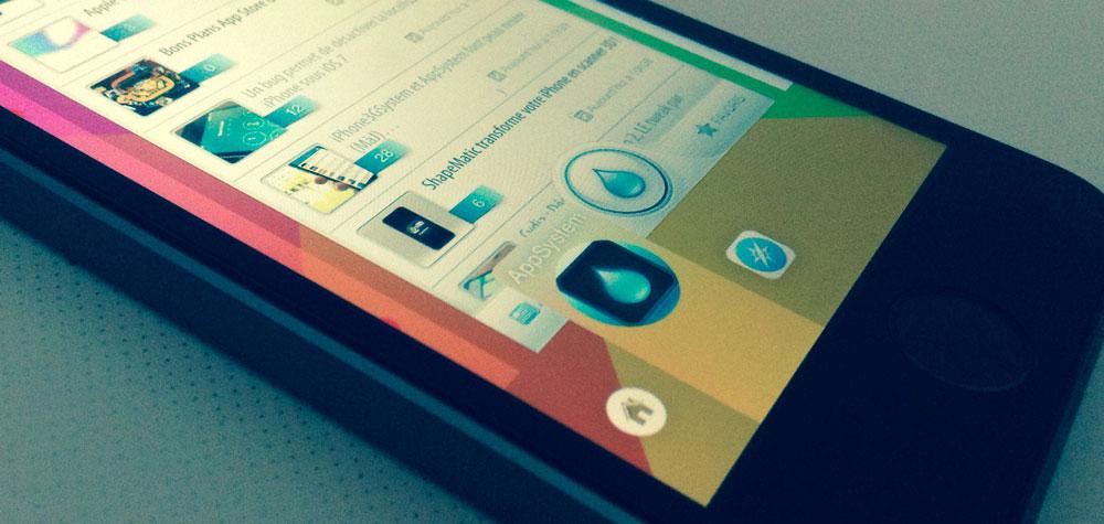 Auxo21 Cydia : Auxo 2 est désormais compatible iPad