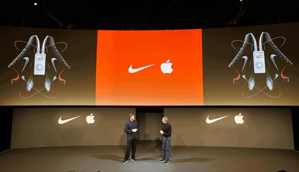 Nike Apple Nike souhaite étendre son partenariat avec Apple