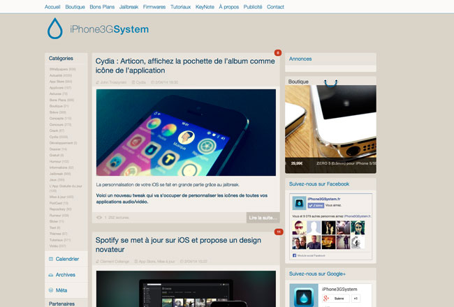 iph iPhone3GSystem et AppSystem font peau neuve (MàJ)