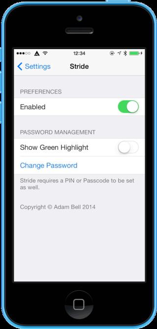 stride2 4 320x670 Cydia : Stride 2, déverrouillez votre appareil grâce à un geste prédéfini