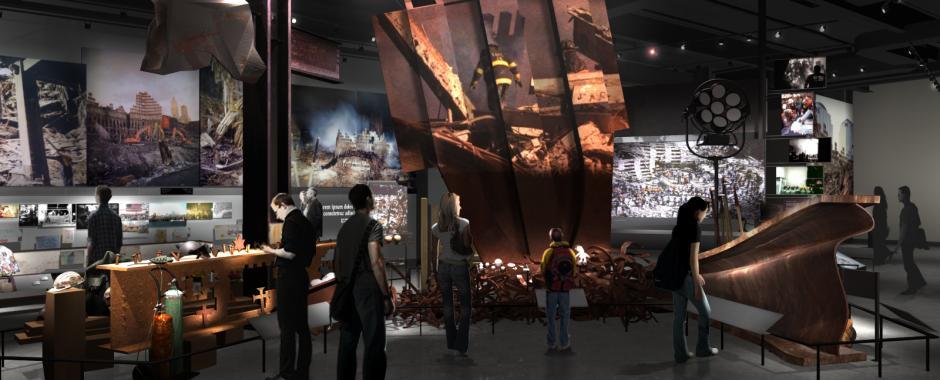 11 septembre memorial musee Le musée de la tragédie du 11 Septembre propose son application