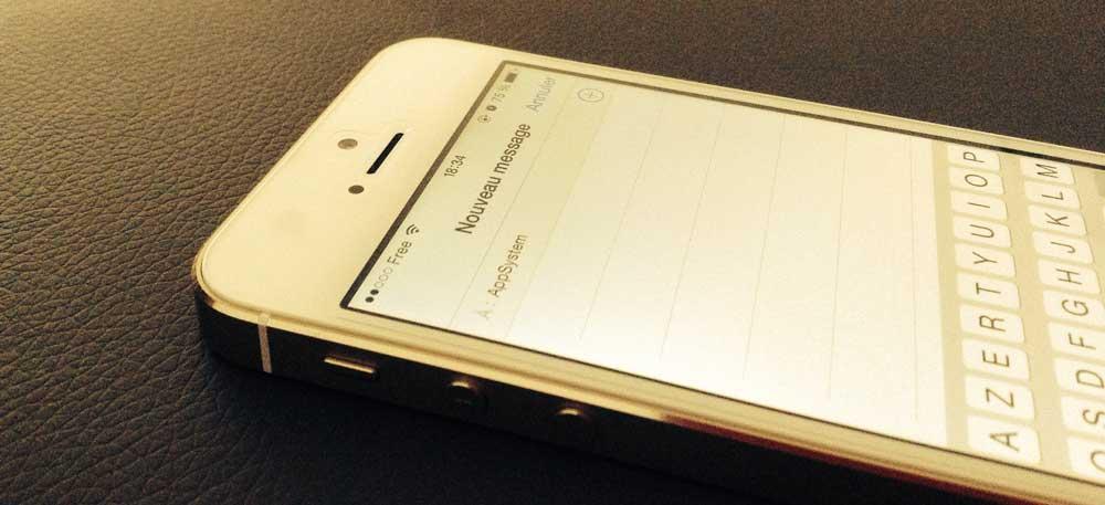 Apple Messages Nouveau brevet dApple concernant linterface de lapplication Messages