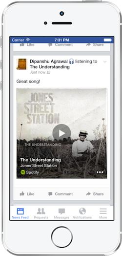 Facebook Audio Recognition teaser 0031 Facebook lance un nouveau service de reconnaissance