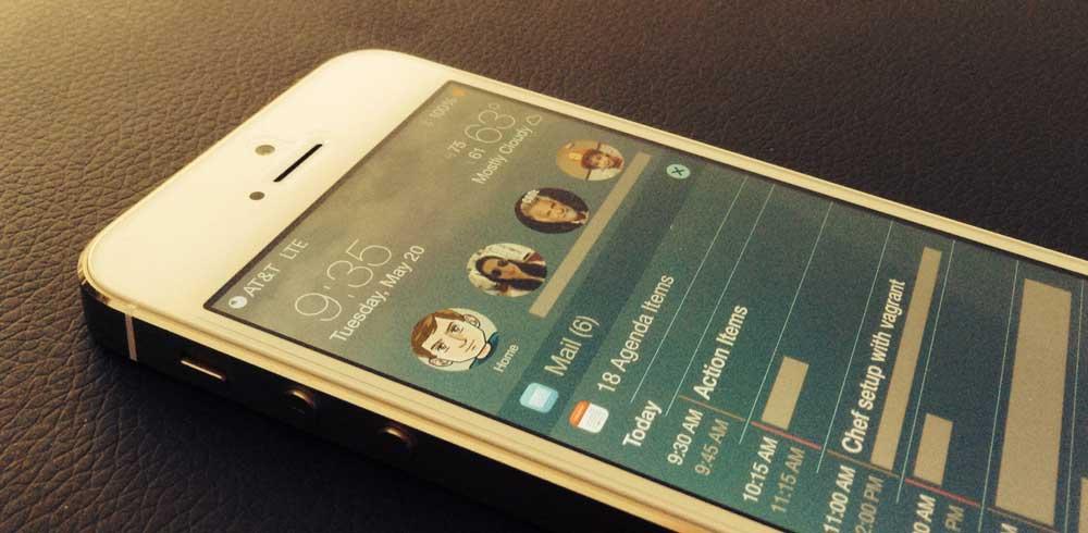 LockInfo7 Cydia : LockInfo pour iOS 7 est disponible