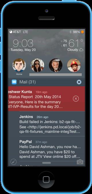 LockInfo7 1 320x670 Cydia : LockInfo pour iOS 7 est disponible