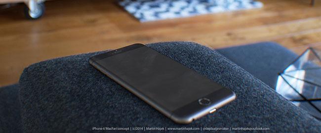 concept iphone 6 martin hajek 11 La sortie de liPhone 6 pour Septembre toujours plus probable