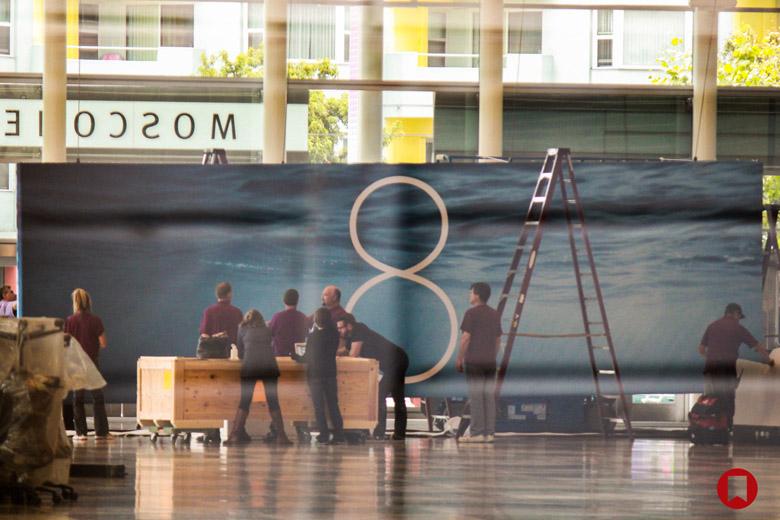 iOS 8 1 WWDC 14 : Les bannières iOS 8 et OSX 10.10 se dévoilent