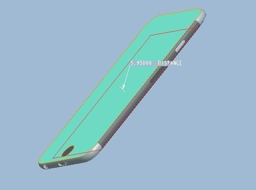 iphone 6 s 01 Des plans dun iPhone 6 en provenance de Foxconn ?
