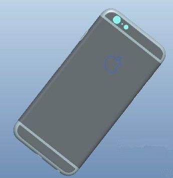 iphone 6 s 04 Des plans dun iPhone 6 en provenance de Foxconn ?