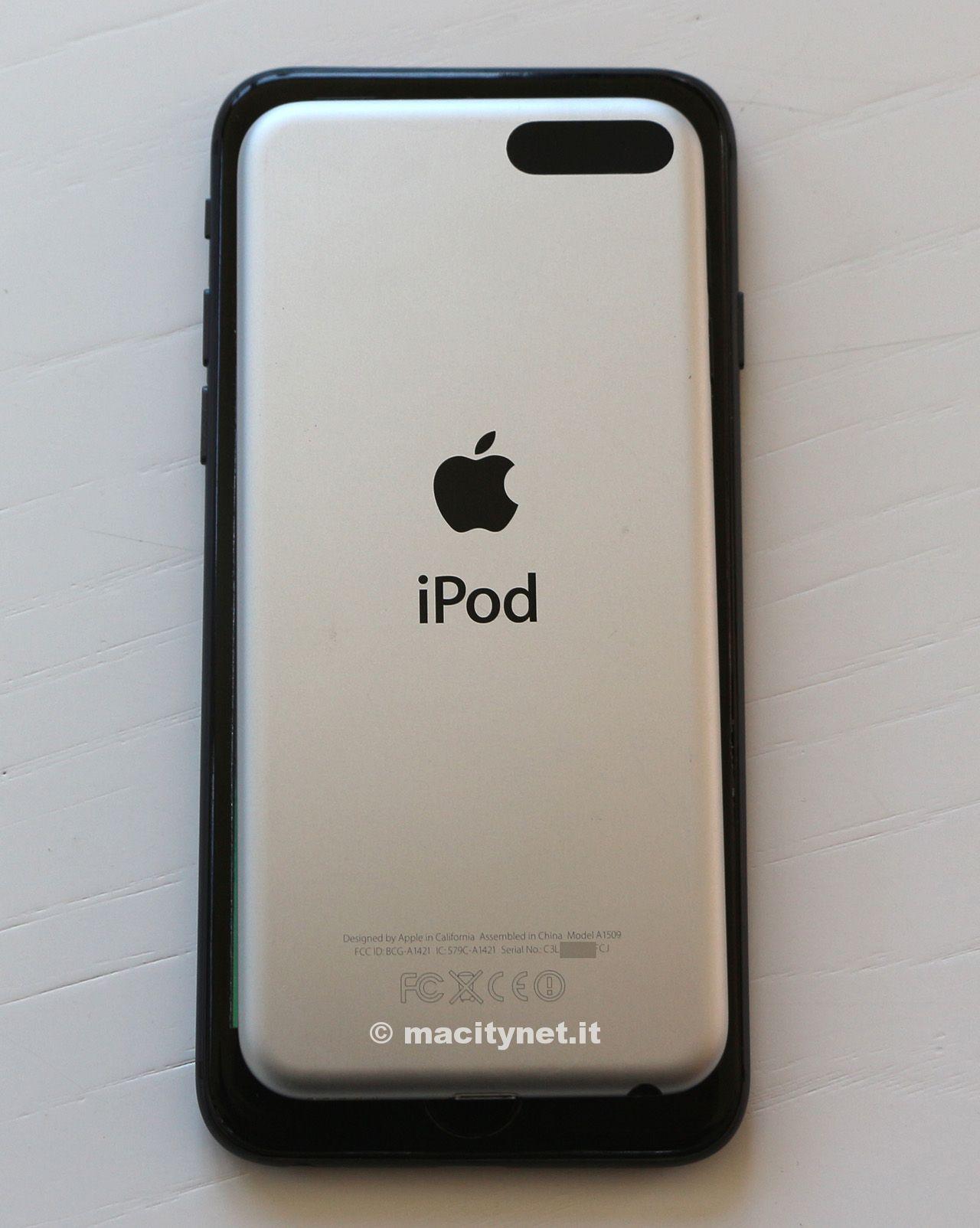 iphone6eipodtouchg11 Comparaison entre liPhone 6 et liPod Touch 5G