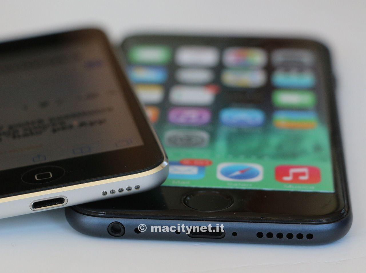 iphone6eipodtouchg17 Comparaison entre liPhone 6 et liPod Touch 5G
