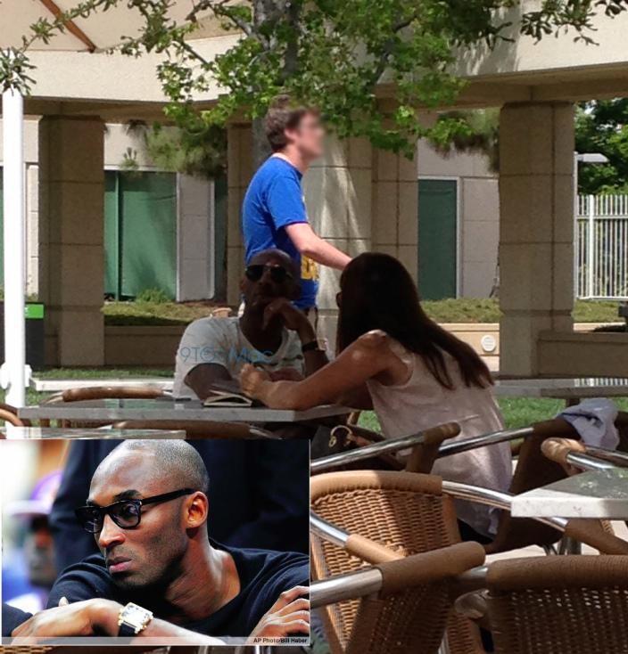 kobe bryant apple campus Des athlètes professionnels testeraient liWatch avant son lancement