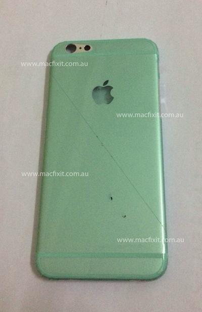 maquette iphone 6 macfixit1 Serait ce la première protection pour iPhone 6 ?