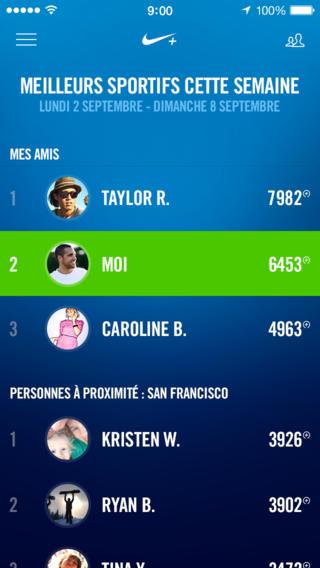 Nike+ Move pour iPhone 5S enfin disponible en France