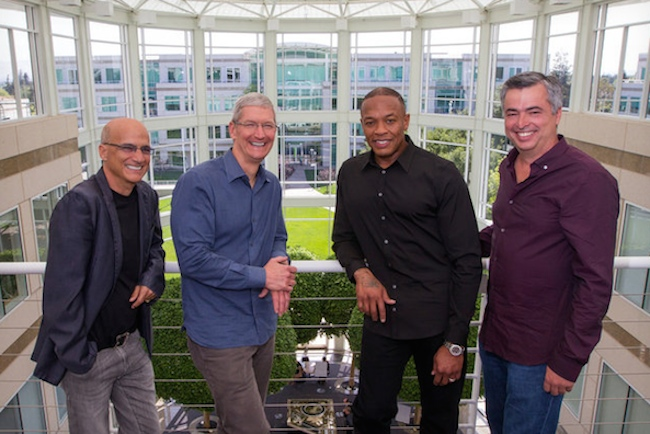 tim cook beats Cest officiel : Apple acquiert Beats pour 3 milliards de dollars