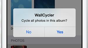 wallcycler Cydia : WallCycler, un nouveau fond décran à chaque déverrouillage