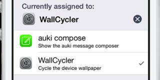 wallcycler 2 320x160 Cydia : WallCycler, un nouveau fond décran à chaque déverrouillage
