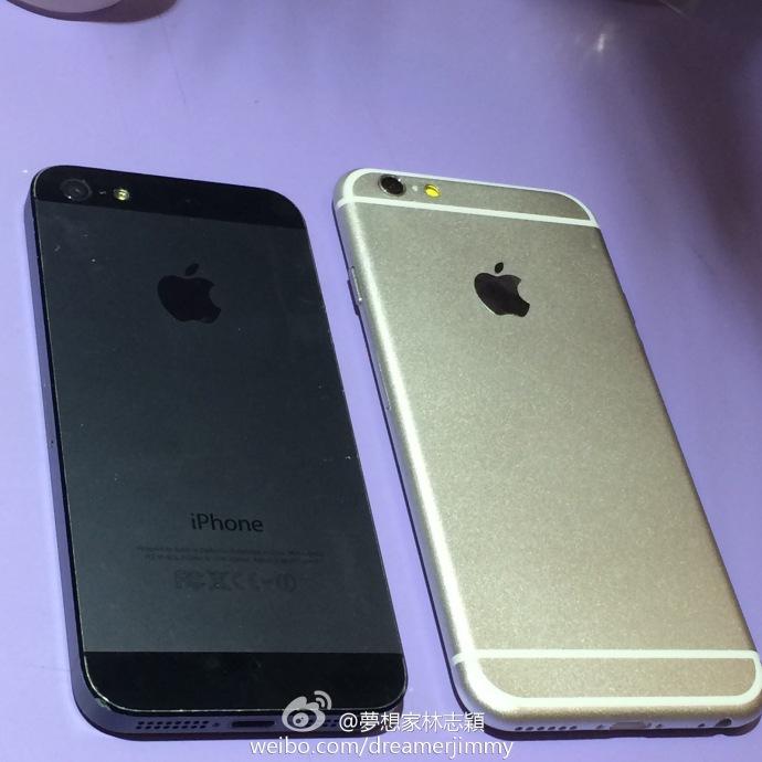 5fe0e4fbjw1eha18dq0q5j218g18gqcq Premières photos dun iPhone 6 ?