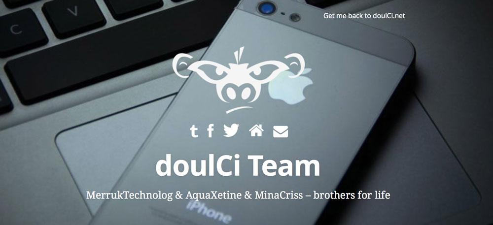 DouCli doulCi, une nouvelle team de hackeurs qui fait parler delle
