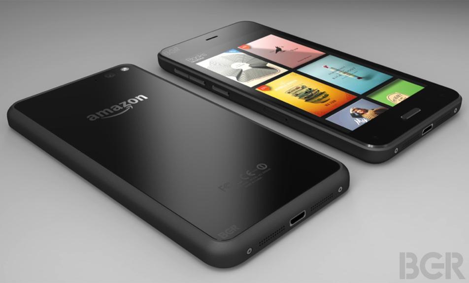 bgr amazon smartphone kindle fire phone Amazon annoncera son nouveau téléphone 3D le 18 Juin
