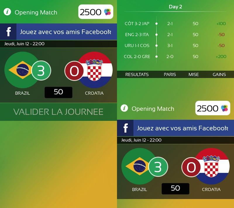 coupe du monde bresil 1 La Coupe du Monde arrive, notre application aussi !