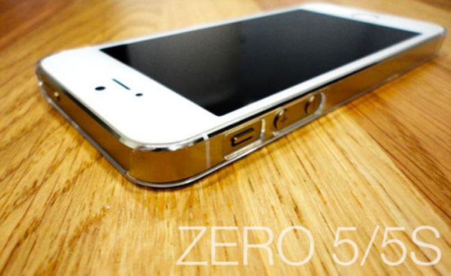 couv 500x306 1 ZERO 5/5S : 0.5mm pour protéger votre iPhone 5/5S