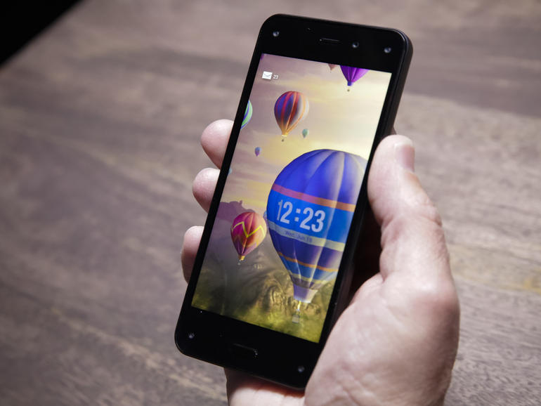 fire phone Voici le Fire Phone, le premier smartphone dAmazon