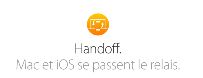 handoff yosemite apple 700x270 La fonction Handoff ne sera pas compatible avec tous les Mac !
