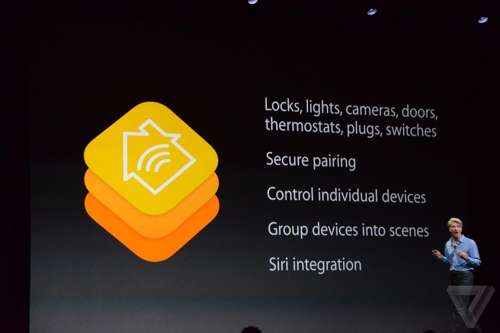 homekit 3 Bilan Keynote WWDC 2015 : Mac OS X El Capitan, iOS 9 et Apple Music