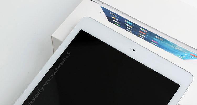 iPad 6 Air 2 Dummy 011 Premières photos dune maquette diPad Air 2
