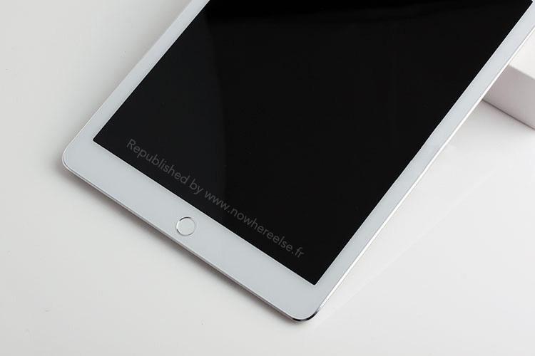 iPad 6 Air 2 Dummy 02 Premières photos dune maquette diPad Air 2