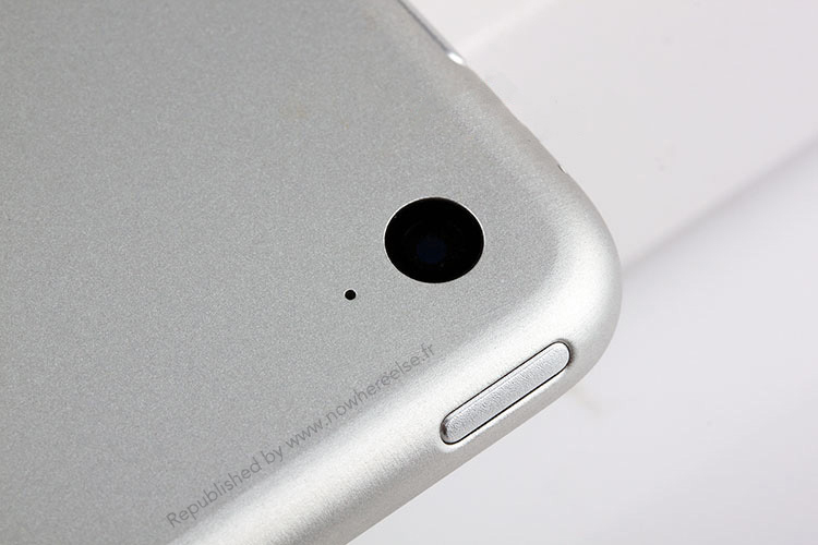 iPad 6 Air 2 Dummy 04 Premières photos dune maquette diPad Air 2