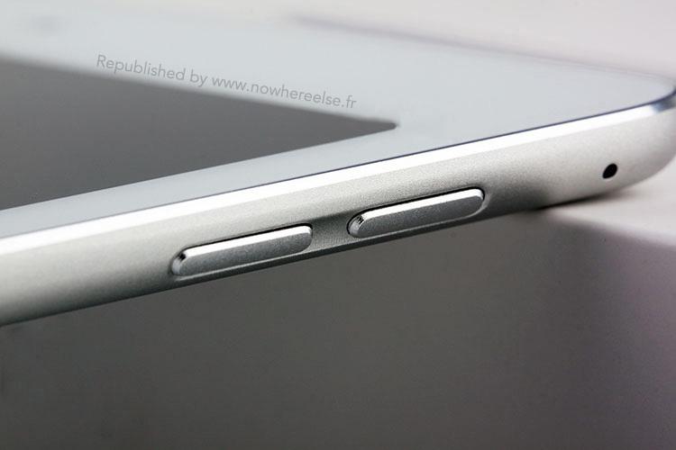 iPad 6 Air 2 Dummy 05 Premières photos dune maquette diPad Air 2