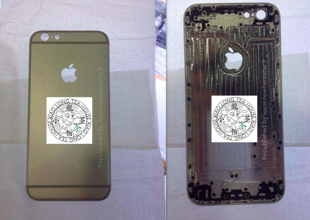 iphone 6 nowwherelse 1 De nouvelles photos dune maquette diPhone 6