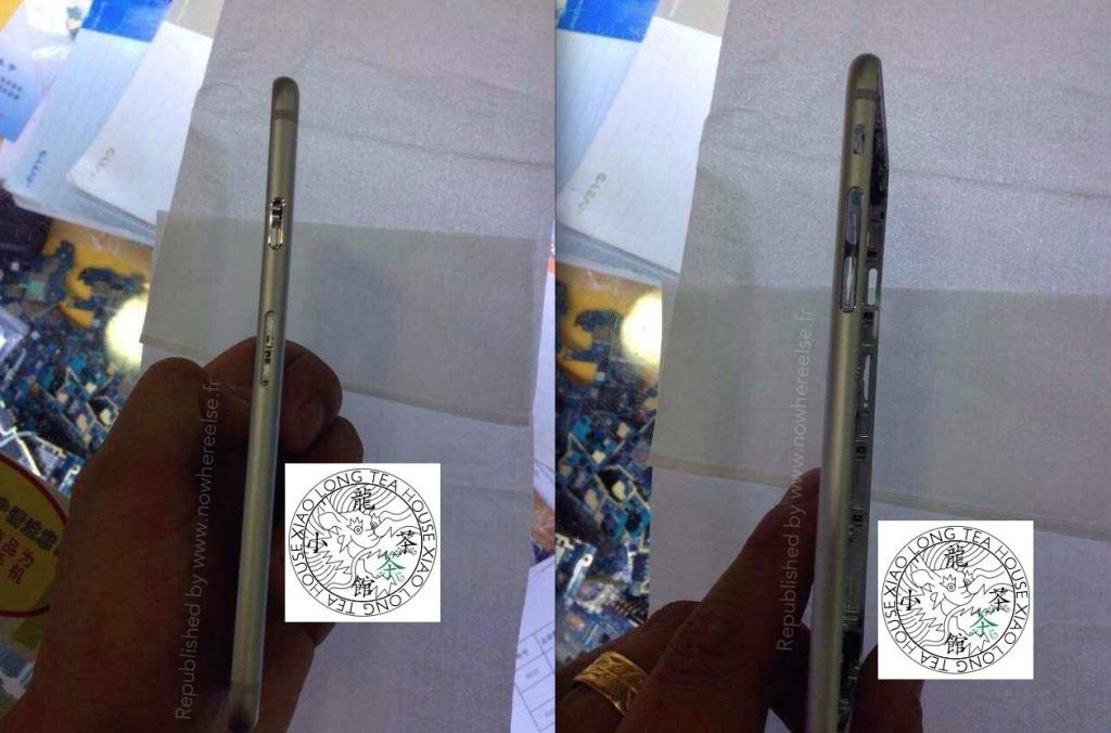 iphone 6 nowwherelse 2 De nouvelles photos dune maquette diPhone 6