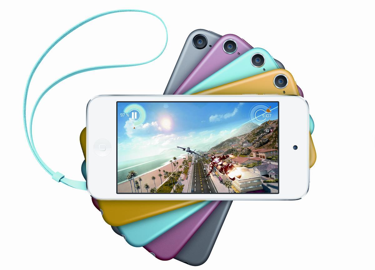 ipod touch Apple propose de nouveaux iPod Touch aux États Unis
