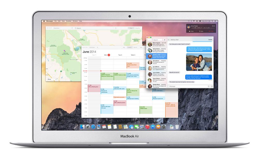 mac os yosemite Votre Mac peut il accepter OS X Yosemite ?