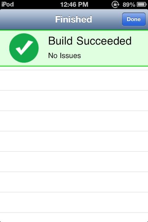 minicode5 Cydia : miniCode, un Xcode porté sur iOS